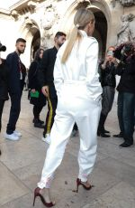 Ellie Goulding At Stella McCartney show, Front Row, Spring Summer 2020, Paris Fashion Week, France