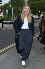 Ellie Goulding At the One Young World Summit in London