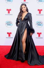 Emilia Mernes At Latin American Music Awards, Dolby Theatre, Los Angeles