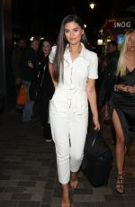Emily Canham At Cara Delevingne x Nasty Gal - Launch Party, London