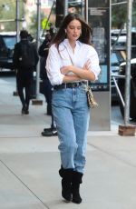 Emily DiDonato Steps out New York