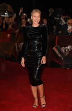 Emma Willis At The Voice UK Blind Auditions at Studio