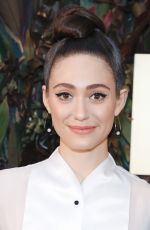 Emmy Rossum At 4th Annual WWD Honors at Intercontinental New York Barclay in New York
