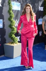 Erin Andrews At WWE 20th Anniversary Celebration at Staples Center, Los Angeles