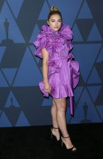 Florence Pugh At Academy of Motion Picture Arts and Sciences