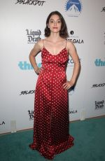 Francesca Reale At Thirst Project 10th Annual Thirst Gala at The Beverly Hilton Hotel in Beverly Hills