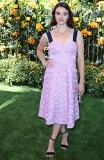 Francesca Reale At Veuve Clicquot Polo Classic, Will Rogers State Park, Los Angeles