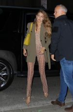 Gigi Hadid Out for dinner in NYC