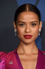 Gugu Mbatha-Raw At Governors Awards, Dolby Theatre, Los Angeles