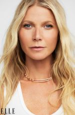 Gwyneth Paltrow - Elle - November 2019
