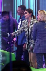 Hailee Steinfeld & Jane Krakowski Seen at The One Show at BBC Broadcasting House in London