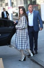 Hailee Steinfeld Leaving the Variety party at AVRA Beverly Hills