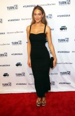 Hannah Davis At 23rd Annual Turn 2 Foundation Dinner Celebration In NYC