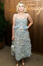 Harley Quinn Smith At ELLE & Ferragamo Hollywood Rising Celebration in West Hollywood