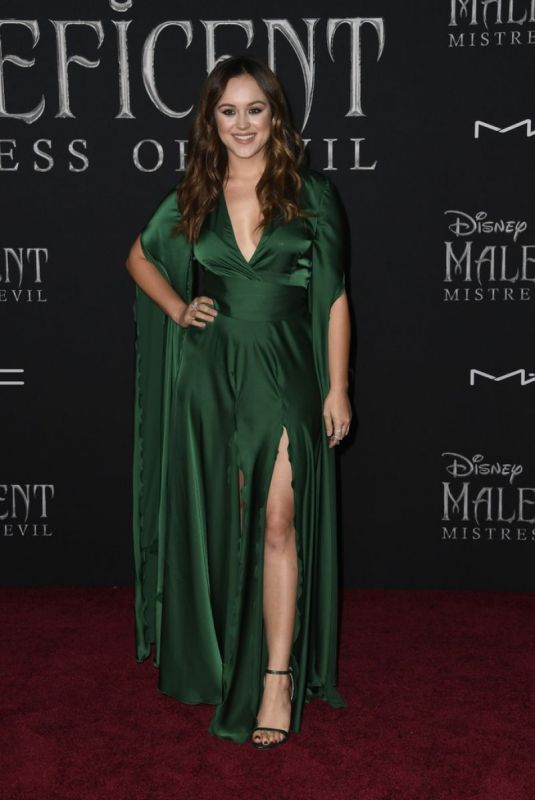 Hayley Orrantia At