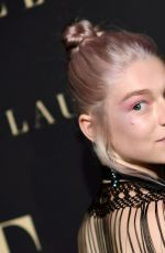 Hunter Schafer At ELLE Women In Hollywood at the Beverly Wilshire Four Seasons Hotel in Beverly Hills
