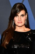 Idina Menzel At Governors Awards, Dolby Theatre, Los Angeles