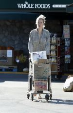 Ireland Baldwin Hits up a Whole Foods in Los Angeles