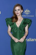 Isla Fisher At 2019 Australians In Film Awards in Los Angeles
