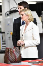 Ivanka Trump At Louis Vuitton Rochambeau Ranch Opening, Johnson County, Texas