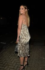 Jacqueline Jossa Seen on a night out in London