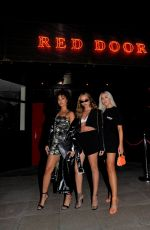 Jade Thirlwall Celebrates launch of her own Red Door cocktail bar in South Shields