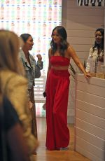 Jamie Chung At the Odwalla Zero Sugar Shack party in Beverly Hills