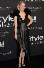 January Jones At Fifth Annual InStyle Awards at The Getty Center in Los Angeles