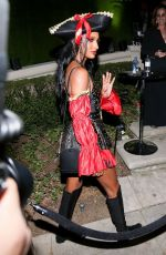 Jasmine Tookes At Casamigos Halloween Party in Beverly Hills