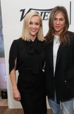 Jennifer Aniston & Reese Witherspoon -AtVariety x Apple TV+ Collaborations in Los Angeles