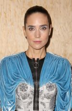 Jennifer Connelly At Louis Vuitton show, Front Row, Spring Summer 2020, Paris Fashion Week, France