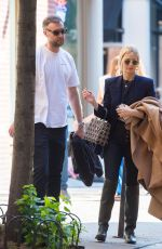 Jennifer Lawrence Out in NYC