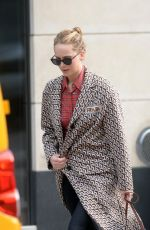 Jennifer Lawrence Spotted outside Georgia Louise Atelier in Manhattan, New York