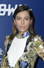 Jessica Biel At Limetown photocall in Los Angeles
