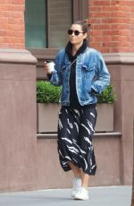 Jessica Biel Out in NYC