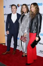 Jill Hennessy At Opening night screening of