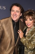 Joan Collins At Luminous BFI gala dinner and auction, London