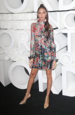 Joan Smalls At Nordstrom Store Opening, West 57th Street, New York