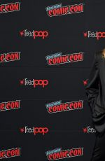 "Jodie Comer At ""Free Guy"" panel at New York Comic Con"