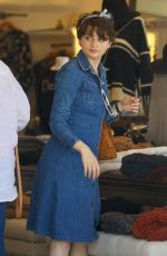 Joey King Hitting a few retail stores in L.A