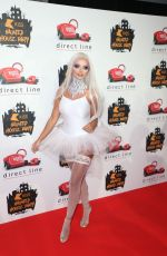 Kady McDermott At KISS Haunted House Party, SSE Arena, Wembley