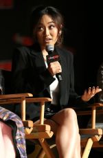 Karen Fukuhara At She-Ra and the Princesses of Power Panel at New York Comic Con