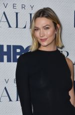 Karlie Kloss At HBO