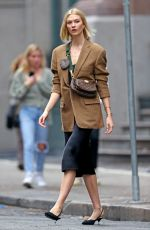Karlie Kloss Out in NYC