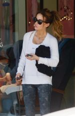 Kate Beckinsale Does some shopping and then heads to a nail salon for a manipedicure in Los Angeles