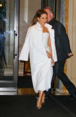 Kate Beckinsale Leaving The Ritz-Carlton in NYC