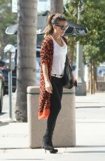 Kate Beckinsale Out in LA