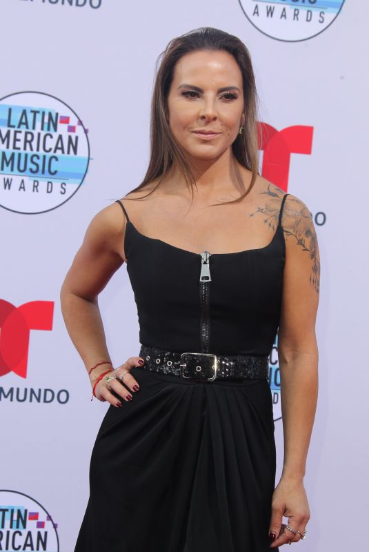 Kate del Castillo At Latin American Music Awards 2019 at the Dolby Theatre in Hollywood