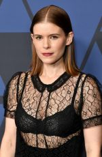 Kate Mara At Academy of Motion Picture Arts & Sciences 11th Annual Governors Awards in Hollywood