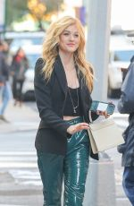 Katherine McNamara Arrives at
